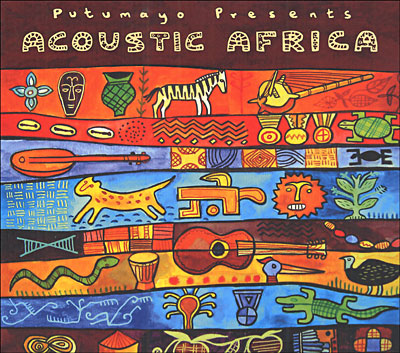 Acoustic Africa-Acoustic Africa