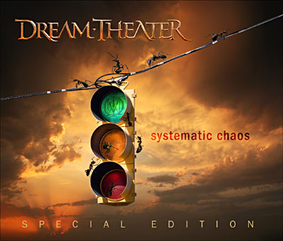 [CD] DREAM THEATER - Systematic Chaos (2007) 0016861799281