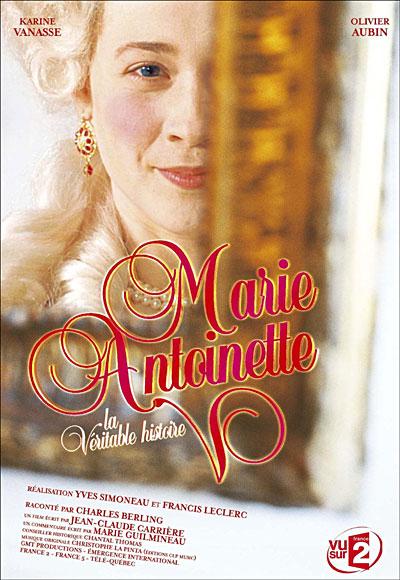 Marie-Antoinette sur france 2 3322069910142