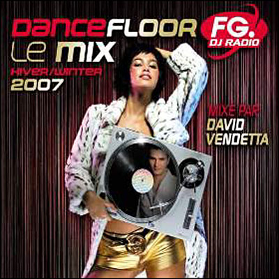 VA - Dance Floor FG Winter 2007 (House Techno Trance Electro) Red Sky Mix