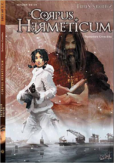 """Couverture """"Corpus Hermeticum"""""""