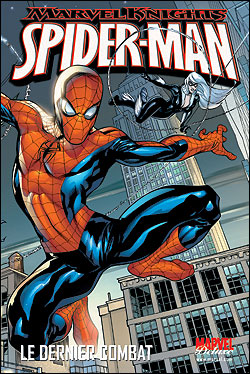 "Couverture ""Spider-Man Marvel Knights"""