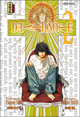 Death Note - Page 2 9782505000426