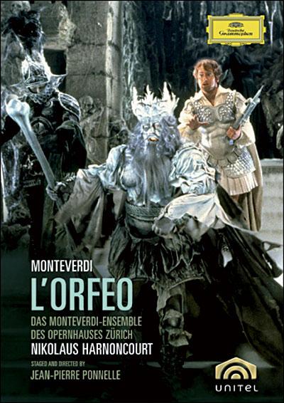 Monteverdi - Orfeo 0044007341636