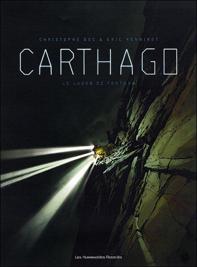 """couverture """"Carthago"""""""
