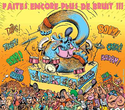 Sorties cd & dvd - Juillet & Août 2007 3596971259327