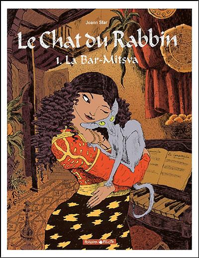 Le chat du Rabbin 9782205052077