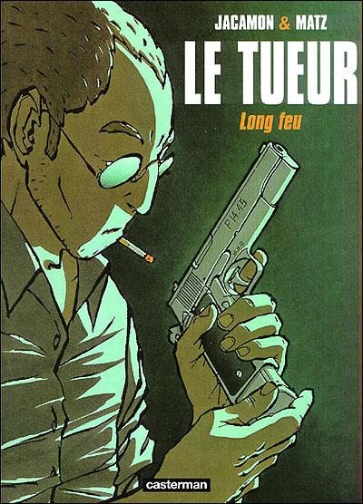 """Couverture """"Le Tueur"""""""