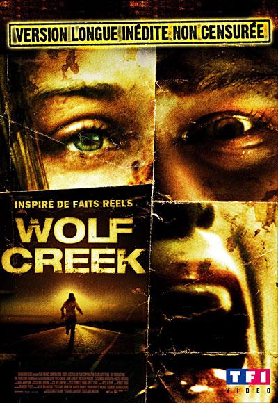 Wolf Creek - Version Longue non-censurée Z2 3384442105019