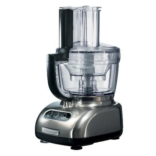 Kitchenaid procesador de alimentos 5kfpm776 en for Que es un procesador de alimentos
