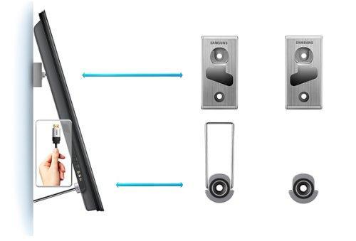 Samsung wmn250m soporte pared en comprar for Soporte mesa tv samsung