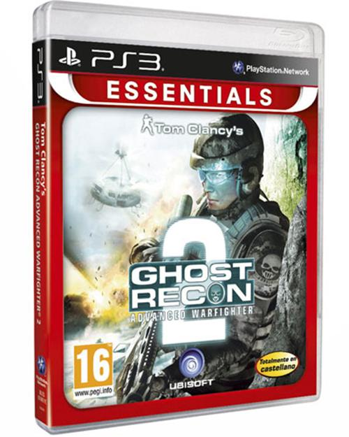 Ghost Recon Advanced Warfighter 2 Essentials para PS3