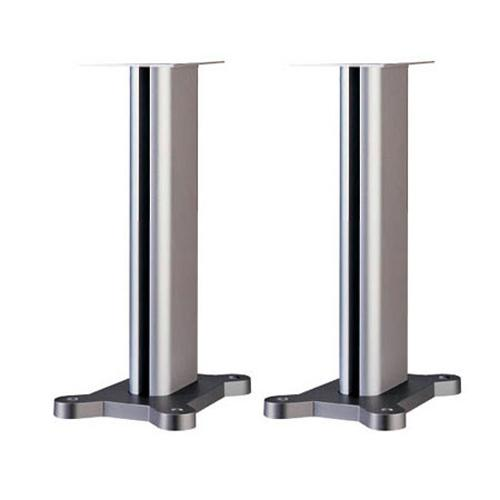 B w fs700cm soporte altavoces cm negro pareja en - Soporte para altavoces ...