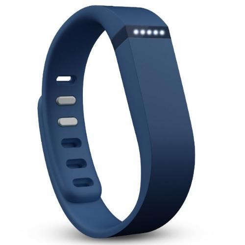 Deporte   187  Fitbit Flex color azul marinoFitbit Colors