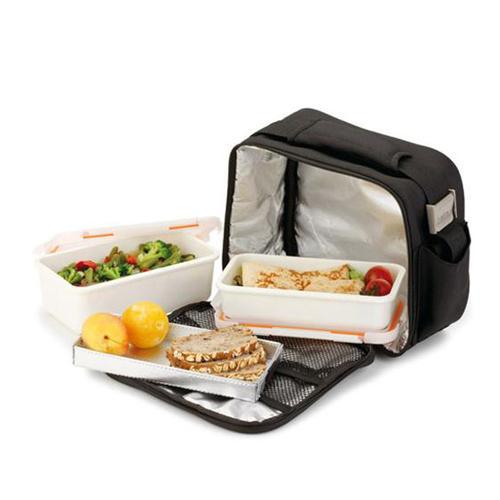 Valira soft bolsa porta alimentos negra en - Bolsa porta alimentos ...