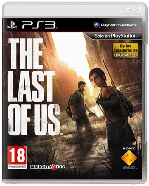 Juegos » The Last of Us PS3