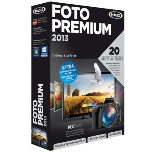... foto premium 2013 fotografía editor magix magix foto premium 2013