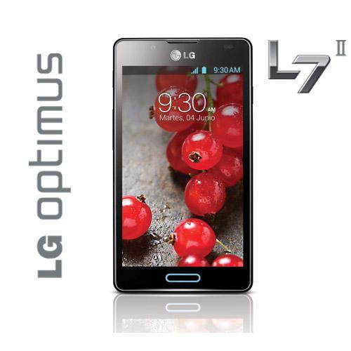 476e8feaeb4 Telefonía, GPS y eReaders LG Optimus L7 II P710 Negro