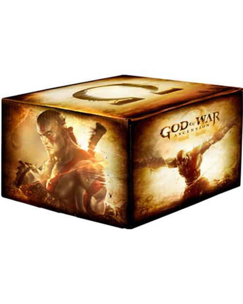 God of War Ascension Edición