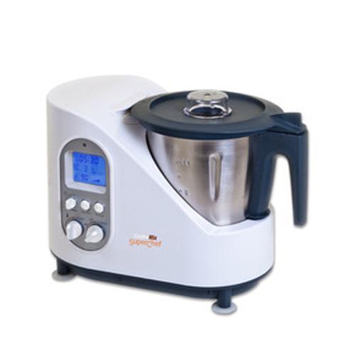Superchef sc800 robot de cocina cookmix en comprar robot de cocina en - Robot de cocina superchef ...