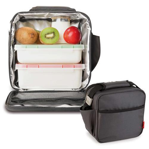 Valira soft bolsa porta alimentos gris en comprar - Bolsa porta alimentos ...