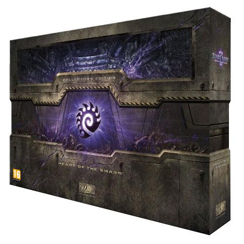 StarCraft II Heart Swarm Coleccionista