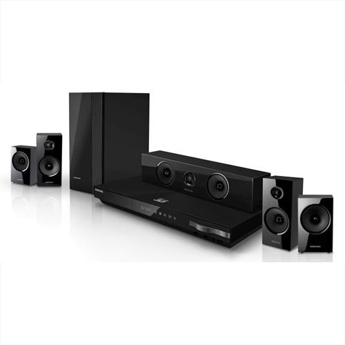 Sonido hifi y mp3 samsung hte5500 home cinema 5 1 bluray 3d