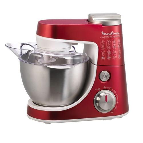 moulinex masterchef gourmet robot de cocina en