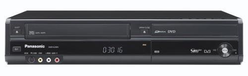 grabador dvd video vhs: