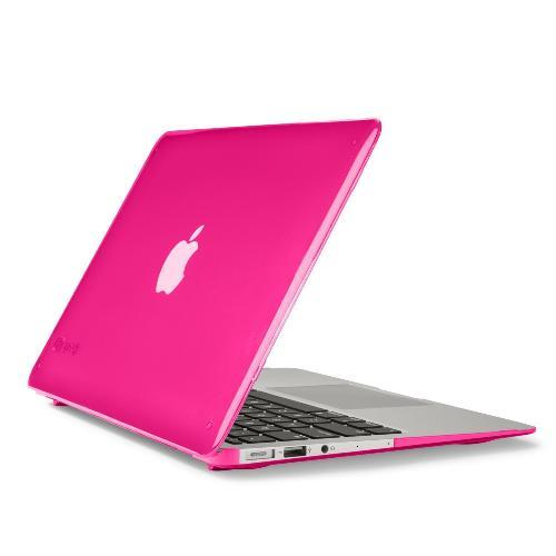 funda speck para apple macbook air 11 rosa en. Black Bedroom Furniture Sets. Home Design Ideas
