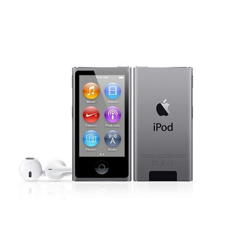 apple ipod nano bluetooth 16 gb new grey en comprar reproductor mp3 mp4 en. Black Bedroom Furniture Sets. Home Design Ideas