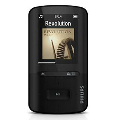 Philips Vibe 4 GB MP4 Black