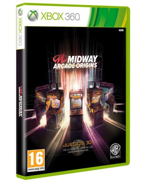 público 16 juego xbox 360 midway arcade origins xbox 360 arcade