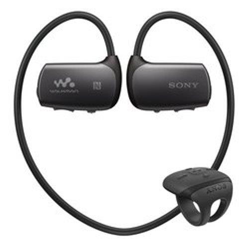 MP3 acuático Sony NWZ-WS613 Negro