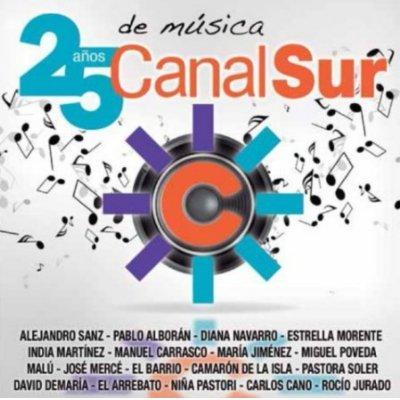 V.A. Canal Sur - 25 a�os de M�sica (2013)