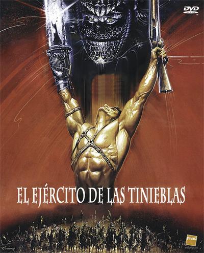 Evil Dead 3 (El Ejército de las Tinieblas)+Libro (Exclusiva Fnac) en DVD