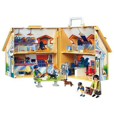 playmobil clinica veterinaria maletin comprar libro en