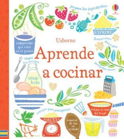 aprende a cocinar comprar libro en
