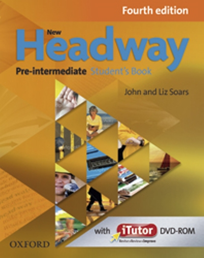 headway pre intermediate pdf
