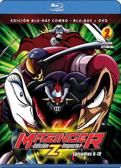 descargar mazinger z edicion impacto en espanol