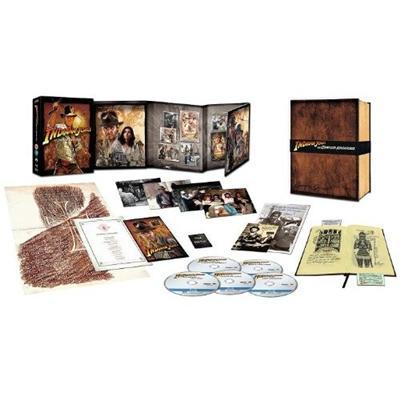 Pack Indiana Jones (Edición Coleccionista)