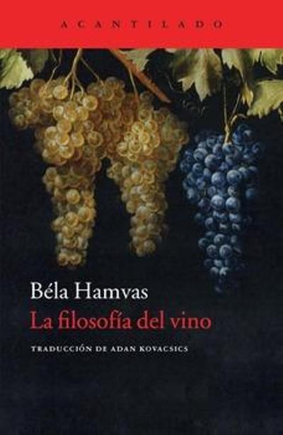 Acantilado La filosofía del vino