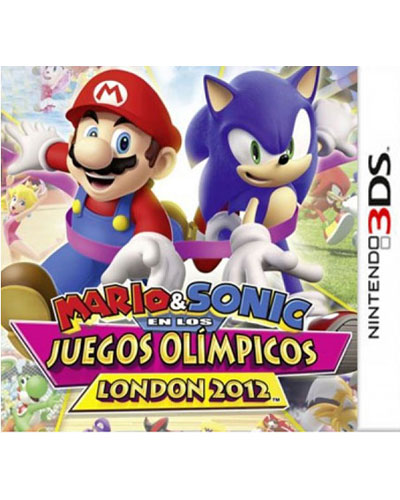 Juegos Mario 3ds Mario Sonic en Los Juegos