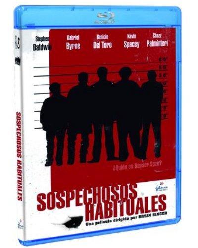 Sospechosos Habituales Blu-Ray
