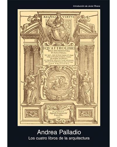 los cuatro libros de arquitectura:
