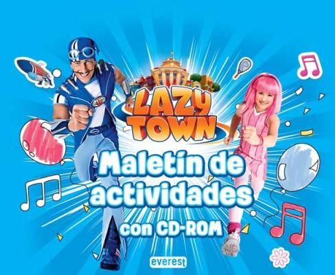 musicales de lazy town en espanol: