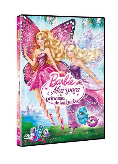 Barbie Mariposa y la princesa de