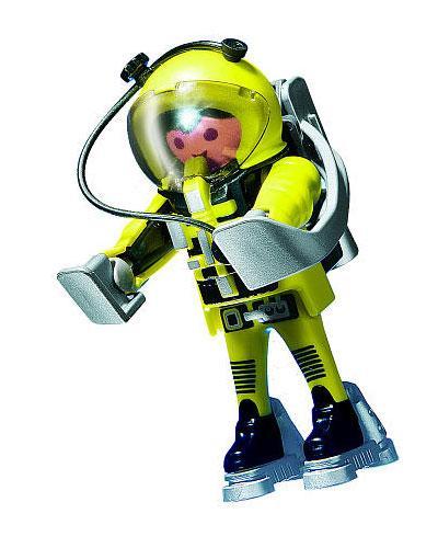 playmobil astronauta comprar libro en