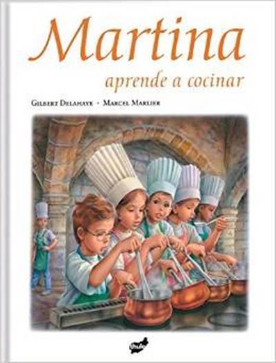 Martina aprende a cocinar marcel marlier comprar libro - Aprender a cocinar ...