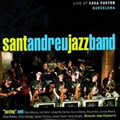 Live at casa fuster barcelona sant andreu jazz band comprar m sica en - Casas de musica en barcelona ...